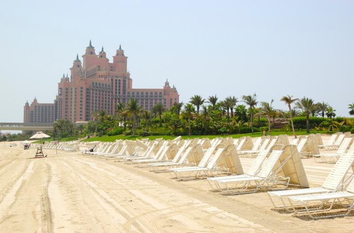 The best Dubai tourist attractions: Atlantis, The Palm